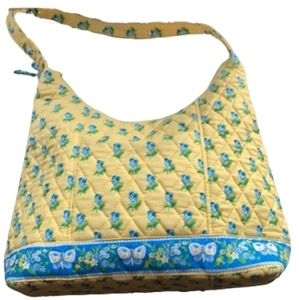 """Vera Bradley"" Vintage HOBO Retired Katherine Bag"